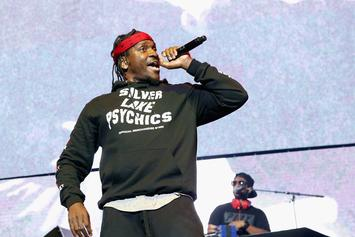 """Pusha T Teases Music Video For """"If You Know You Know"""""""