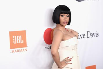 """Cardi B Overjoyed With How Pregnancy Changed Her Body: """"Brand New Pair Of T*tties"""""""