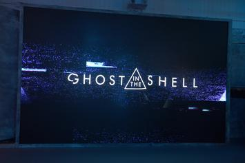 """The Original """"Ghost In The Shell"""" Is Coming Back To Theaters Next Month"""