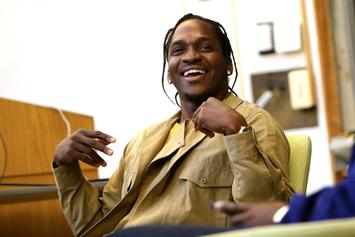 Pusha T Is Ready For Everything That Comes With Drake Beef