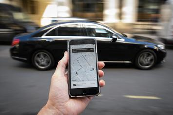 Uber Launches Panic Button For Driver & Passenger Safety