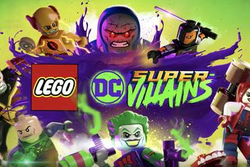 """Lego DC Super-Villains"" Video Game Trailer Features The Joker, Harley Quinn & More"