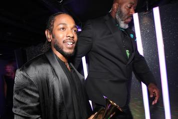 """Kendrick Lamar Accepts Pulitzer Prize: """"This Type Of Recognition, It's Beautiful"""""""