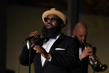 "Black Thought Shares Cover Art & Tracklist For ""Streams Of Thought Vol.1"""