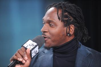 Pusha T Is Getting Ready To Head On Tour