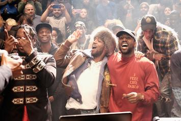 "Kanye West's ""Ye"" Album Features Kid Cudi, Ty Dolla $ign, Nicki Minaj & More"