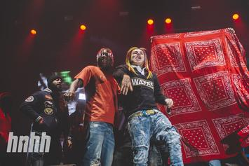 Tekashi 6ix9ine Shuts Down Rumors Of Shooting With Fetty Wap's Crew