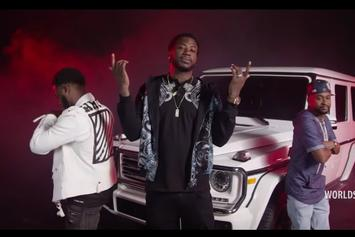"Gucci Mane & YFN Lucci Assist Healthy Chill In New Video For ""Designer"""