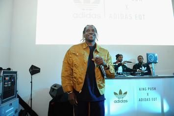 "Pusha T's ""Daytona"" & A$AP Rocky's ""Testing"" First Week Sales: Report"