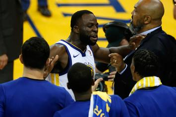 NBA Admits Refs Missed Crucial Foul Calls On Draymond Green In Game One