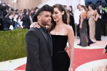 The Weeknd & Bella Hadid Spotted Together In Paris