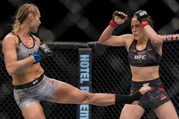 """UFC Fighter Defends Spouse's Swastika Tattoo: We """"Have Many Ethnic Friends"""""""