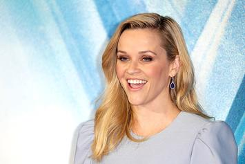 "Reese Witherspoon Announces ""Legally Blonde 3"" In Bedazzled Pink Bikini"