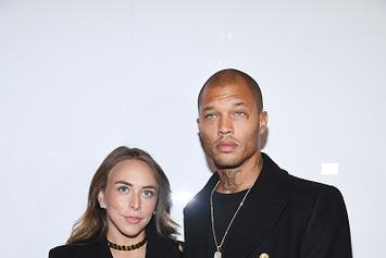 """Hot Felon"" Jeremy Meeks & Billionaire Heiress Chloe Green Welcome First Baby"
