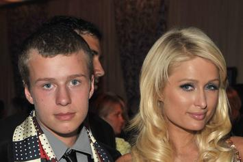 Paris Hilton's Younger Brother Gets Booked For Stealing Ex Girlfriend's Dad's Car