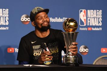 Kevin Durant Responds To Claims That He Ruined The NBA