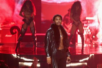 Trey Songz Sued For Twisting Woman's Arm Outside Strip Club: Report