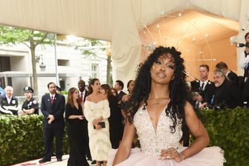 """SZA Thanks TDE & Fans On One-Year Anniversary Of """"Ctrl"""": """"You've Changed My Life"""""""