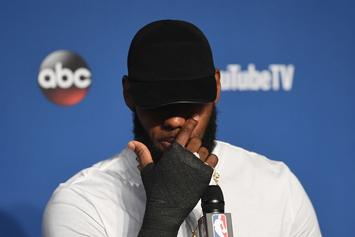Lakers Listed As Favorites To Land LeBron James In Free Agency