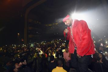 Juelz Santana Pens Letter To Judge Requesting End To House Arrest