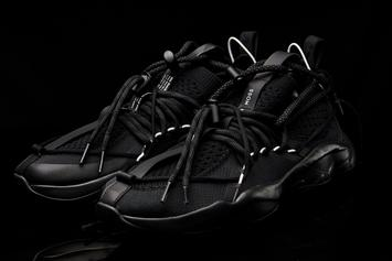 Reebok x Pyer Moss To Launch Black Colorway Of DMX Fusion Experiment