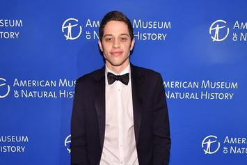 Pete Davidson May Have Been Crushin' On Ariana Grande For A While