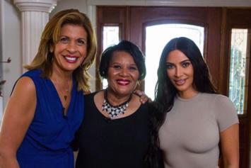 Alice Marie Johnson Admits She Had No Idea Who Kim Kardashian Was