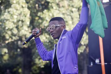 Wizkid Squashes Rumor He Was Set To Perform At FIFA World Cup