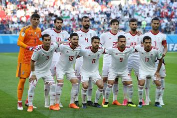 Nike Stops Supplying Iranian Soccer Team With Equipment Amid U.S. Sanctions
