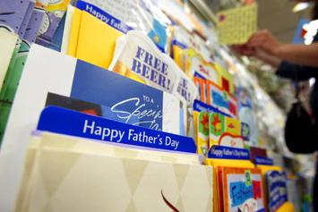 """Baby Daddy"" Father's Day Card Removed From Target After Outrage"