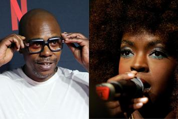 Dave Chapelle Joining Lauryn Hill's Anniversary Tour