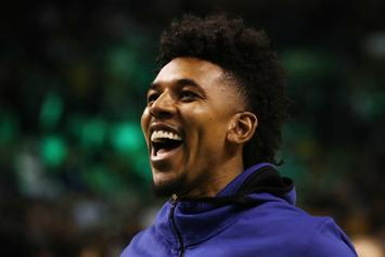 "Nick Young: ""Everybody Needs To Do Cocaine"""