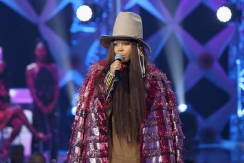 Erykah Badu Shares Family Photo Of Andre 3000 & 20-Year-Old Son Seven Sirius Benjamin