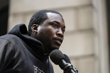 Meek Mill's Judge Reportedly Laughed While A Key Witness Was Taking The Stand