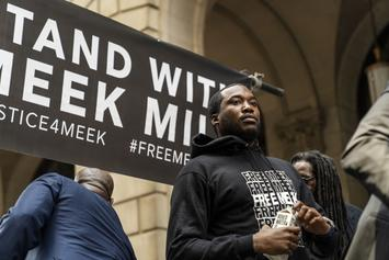 Meek Mill Possibly Teasing New Music With Politically-Charged #StayWoke Videos