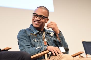 T.I. Might Join Eddie Murphy In Netflix Blaxploitation Biopic