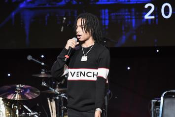 YBN Nahmir Holds It Down On XXL Freshman Freestyle