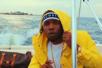 "Curren$y Drops Off New Video For ""Radar Tower"""