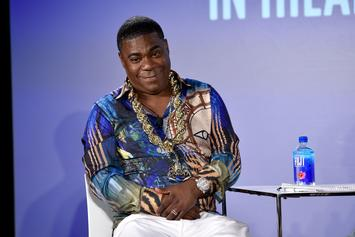 Tracy Morgan Gives Emotional Message To His Younger Self About Drug Addiction