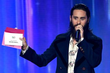 "Jared Leto To Star In Spider Man Spinoff ""Morbius,"" Marvel's Vampire Villain"