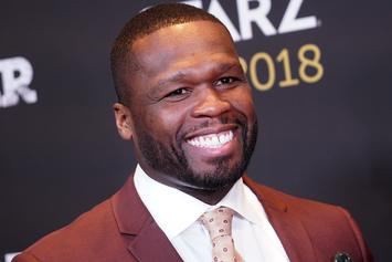 "50 Cent Seriously Sold His ""Get The Strap"" Slogan For $1 Million"