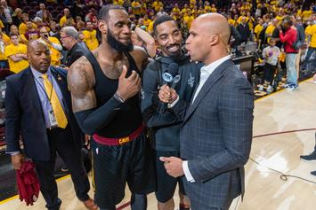 Richard Jefferson Jokingly Ends Friendship With LeBron Amid Free Agent Bonanza
