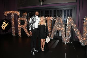 Tristan Thompson Unblocks Kim Kardashian For Khloe Kardashian's Birthday