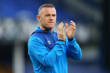 Wayne Rooney Officially Signs With MLS Side D.C. United
