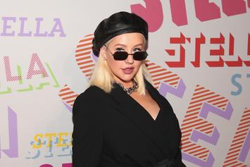 Christina Aguilera Preaches Self-Love In Latest Bubble Bath Pic