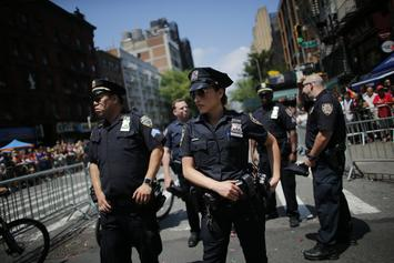 NYPD Questions Two Officers For Not Helping Prevent Bronx Teen's Death