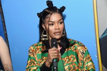 """Teyana Taylor Promises Updated """"K.T.S.E"""" Will Drop This Weekend"""