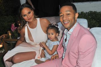 Chrissy Teigen & John Legend's Daughter Luna Helping To Create Beauty Products