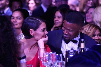 Jamie Foxx & Katie Holmes Are Still Together Despite Breakup Rumors