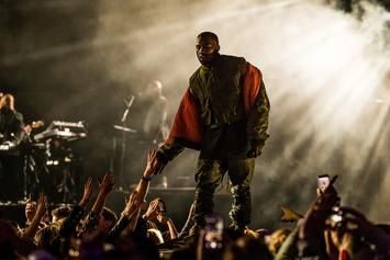 Kanye West Makes A Surprise Appearance At Dave Chappelle's Show Friday Night
